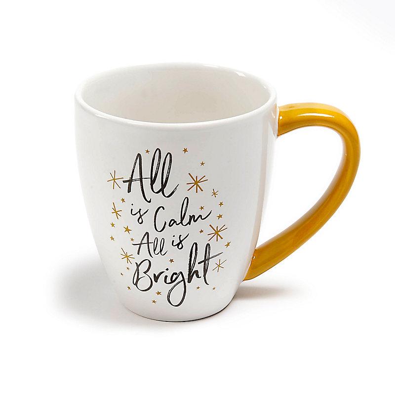 All Is Calm - Coffee Mug