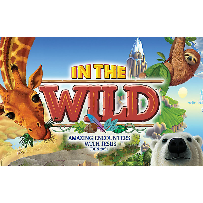 VBS 2019 Postcards Pkg. 50