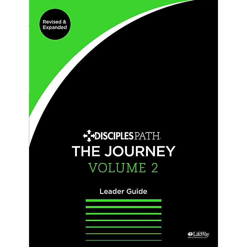 Disciples Path: The Journey Leader Guide, Volume 2 Revised
