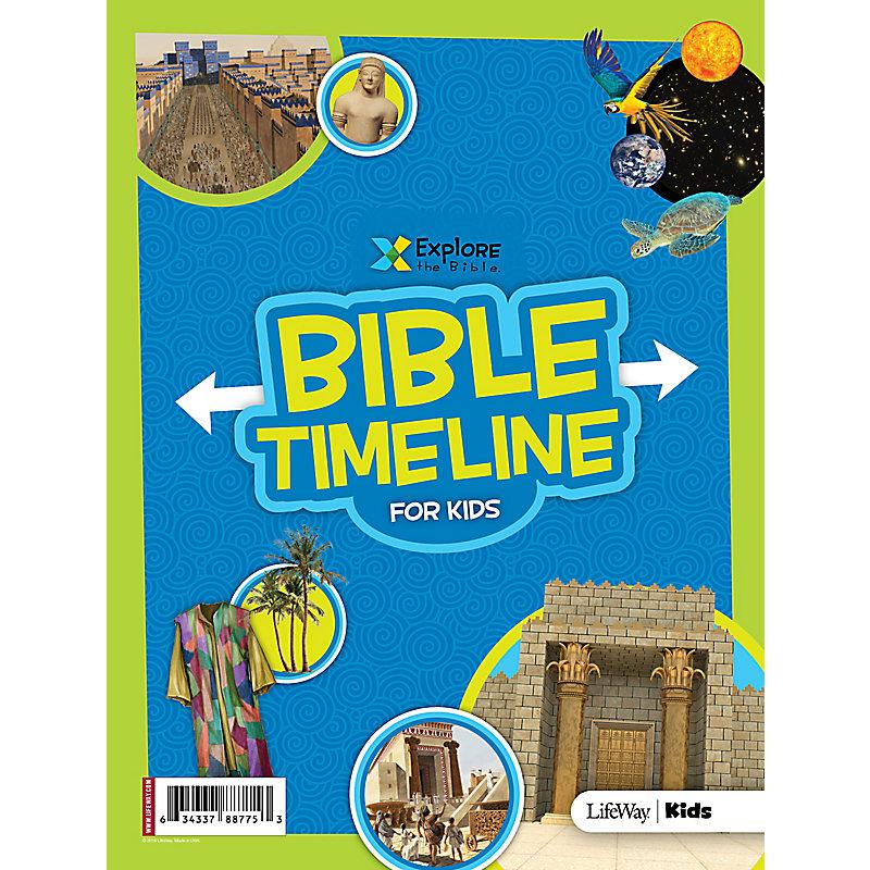 Bible Timeline for Kids
