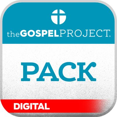 The Gospel Project Adults - Leader Pack Digital