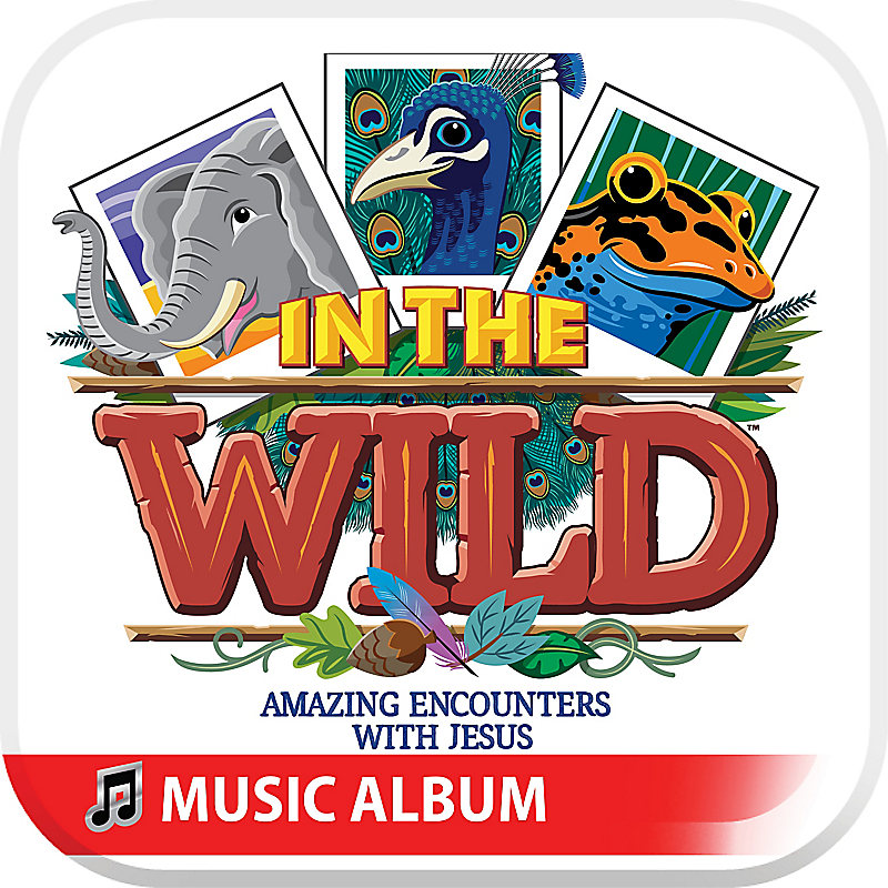 VBS 2019 In the Wild Music Album