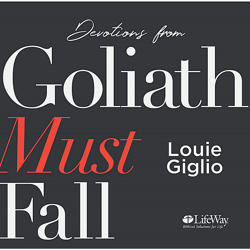 Devotions from Goliath Must Fall