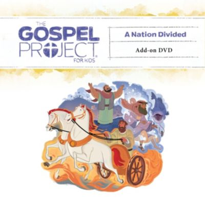 The Gospel Project for Kids | Bible Study for Kids | LifeWay