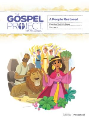 Gospel Project Activity Pack