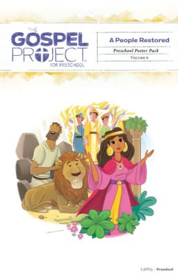 Gospel Project Poster Pack