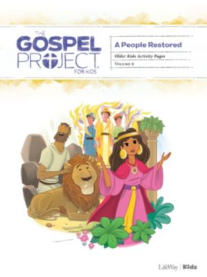 The quest older kids activity book beth moore