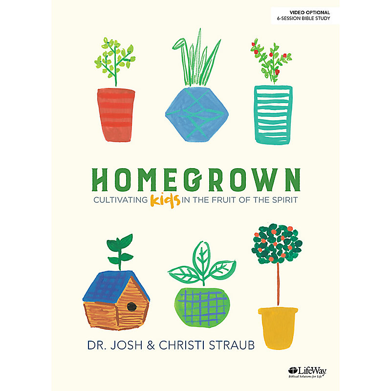 Homegrown - Bible Study Book