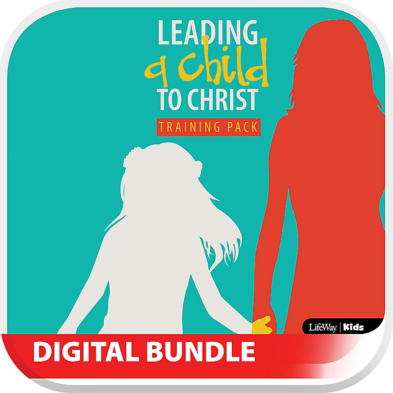 Leading a Child to Christ Digital Bundle