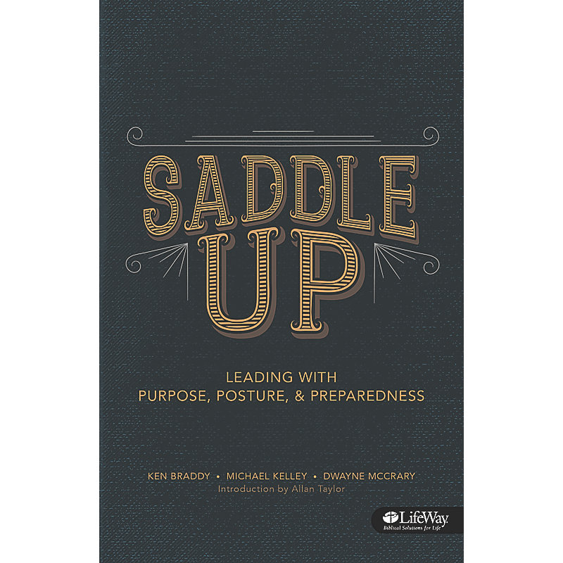 Saddle Up - Booklet