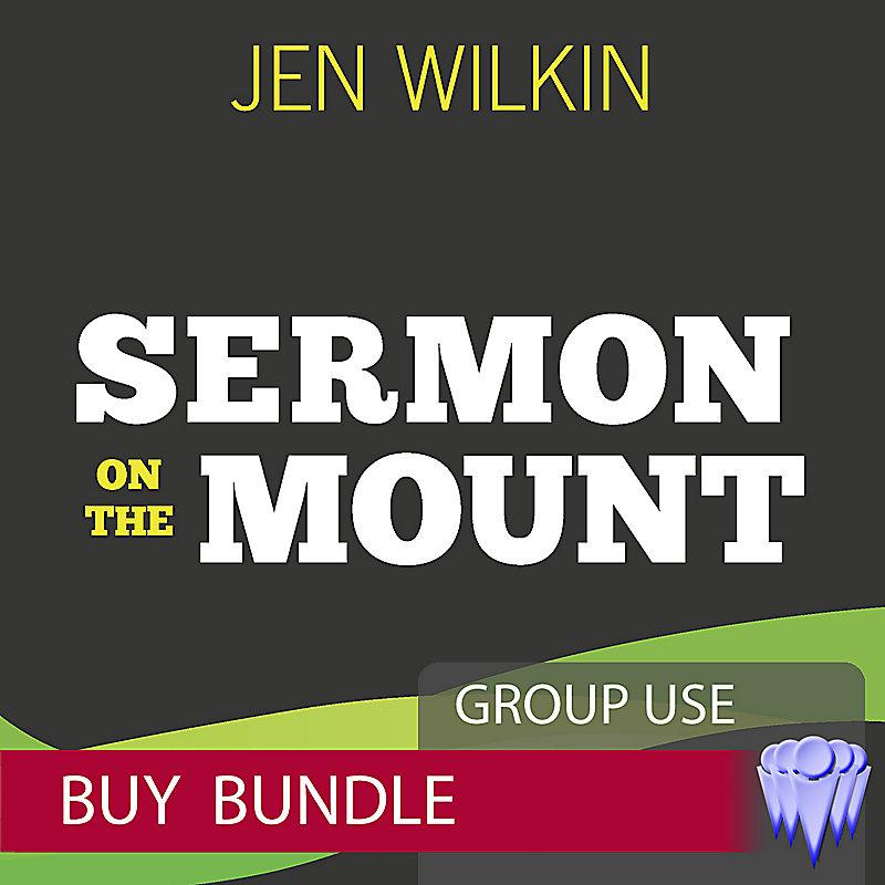 Sermon on the Mount - Group Use Video Bundle