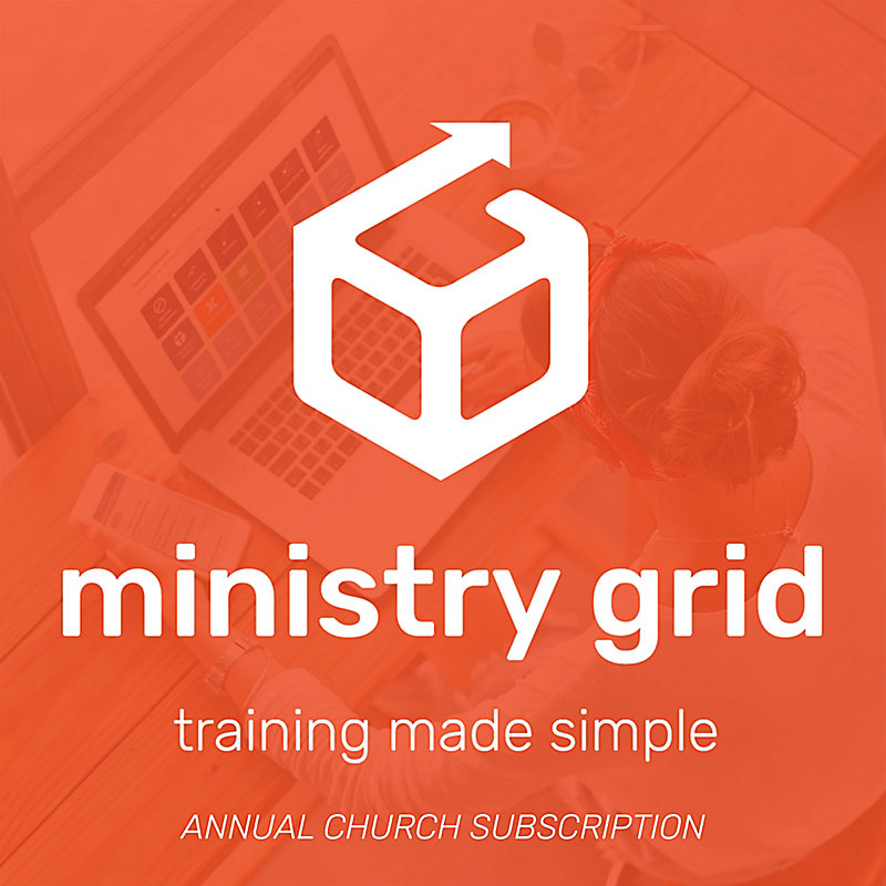 Ministry Grid Unlimited Annual Church Subscription