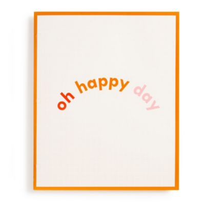 Oh Happy Day Pocket Folder