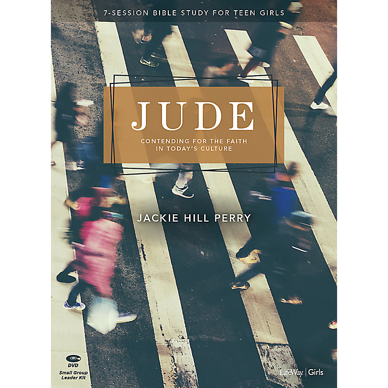 Jude – Teen Girls' Bible Study Digital Leader Kit