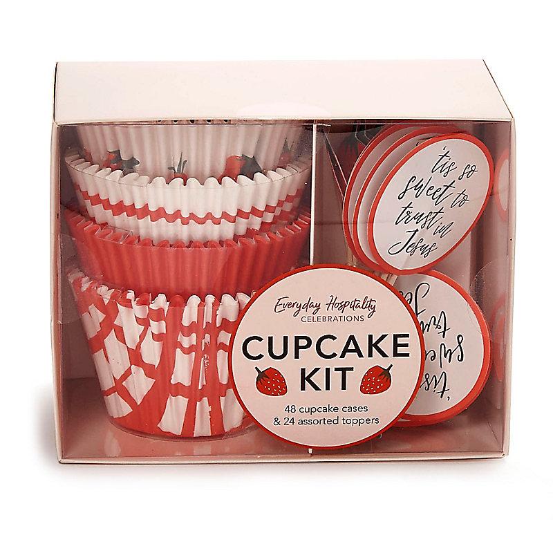 Tis So Sweet Cupcake Kit