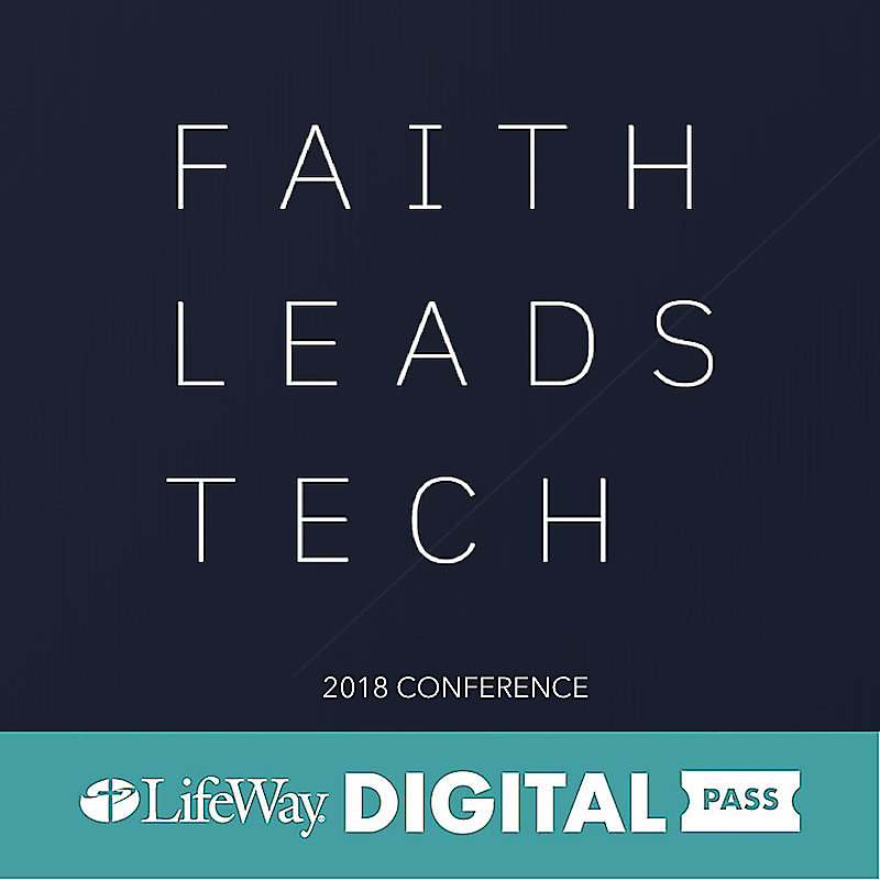 Digital Pass - Faith Leads Tech Conference