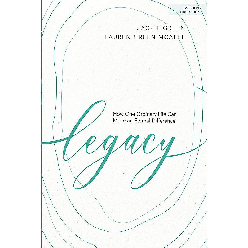 Legacy - Bible Study Book