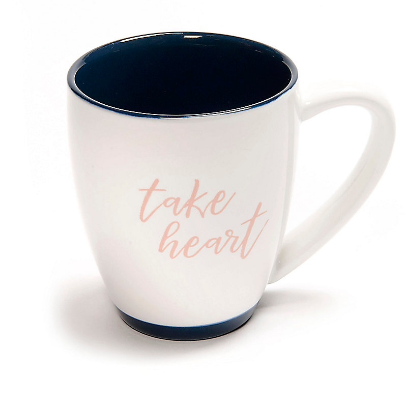 Take Heart Coffee Mug