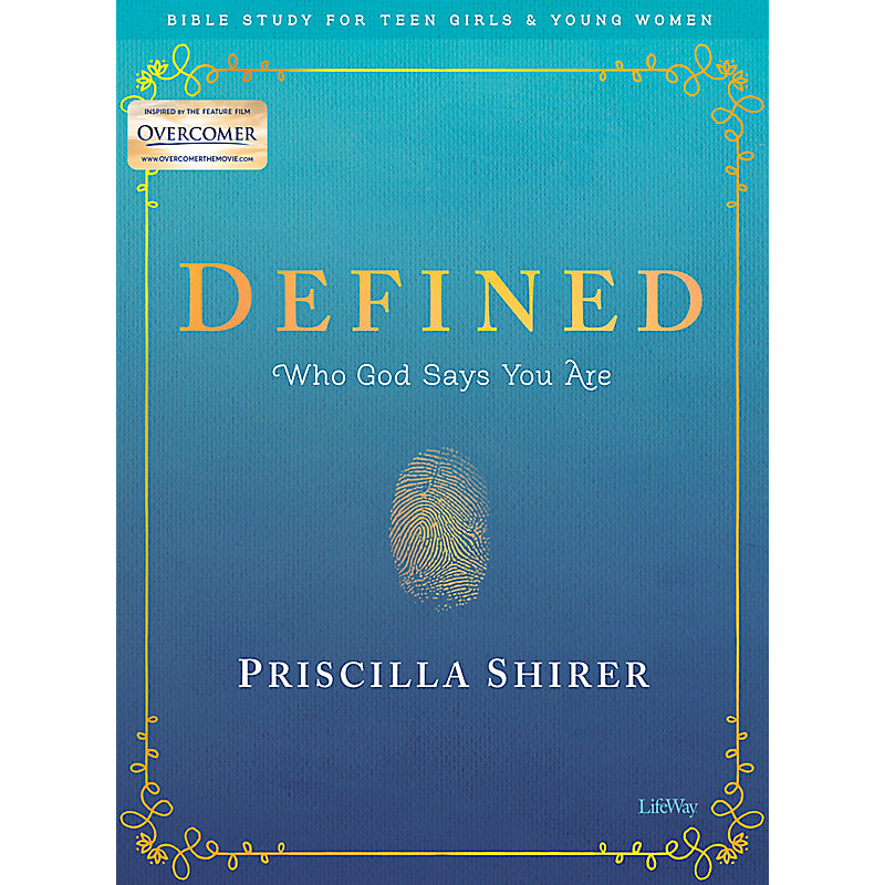 Defined - Teen Girls' Bible Study Book
