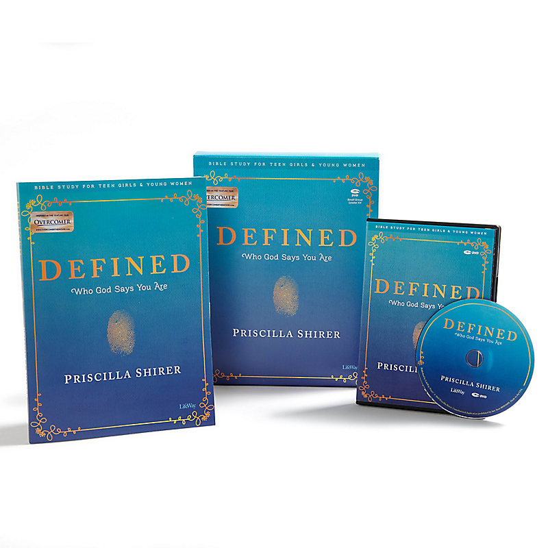 Defined - Teen Girls' Bible Study Leader Kit