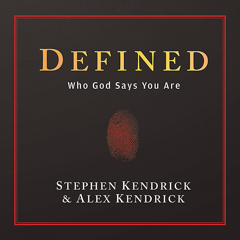 Defined - Teen Guys' Bible Study eBook