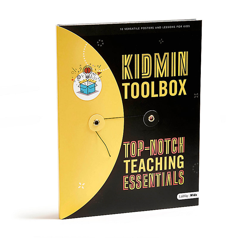 KidMin Toolbox: Top-Notch Teaching Essentials