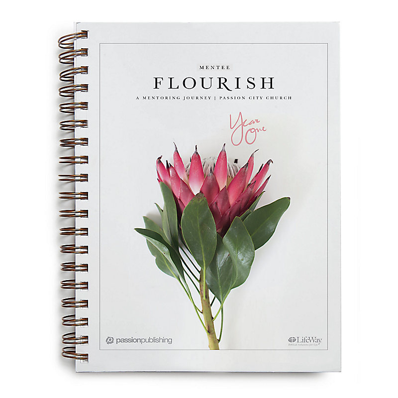 Flourish - Mentee Journal - Year 1