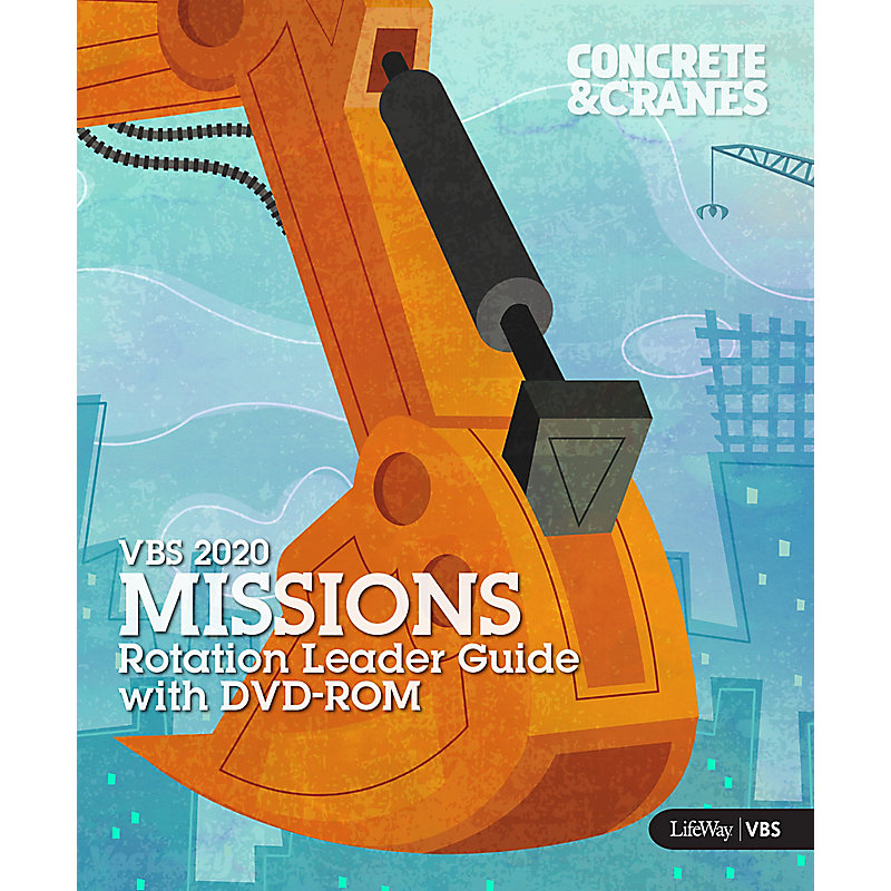 VBS 2020 Missions Rotation Leader Guide With DVD