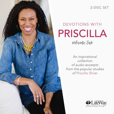 Devotions from Priscilla Shirer CD Vol. 2