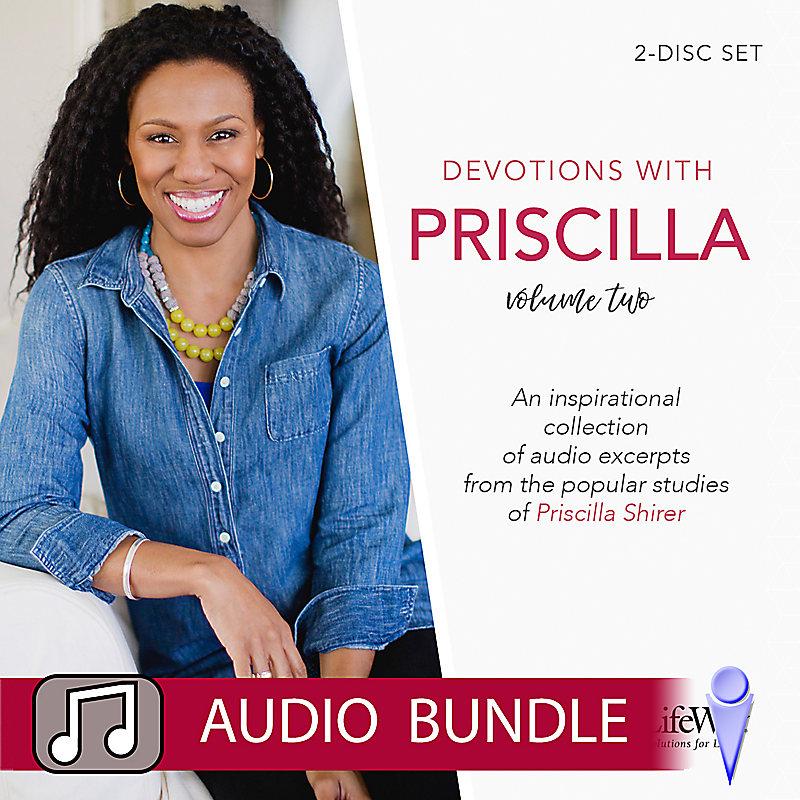 Devotions With Priscilla - Audio Bundle Volume 2