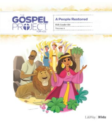 Gospel Project Leader Kit
