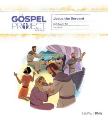 The Gospel Project for Kids Leader Kit