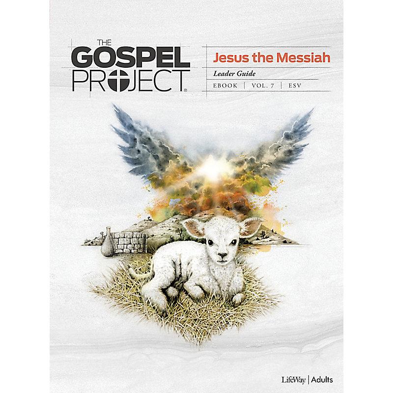 The Gospel Project: Adult Leader Guide - ESV - Spring 2020
