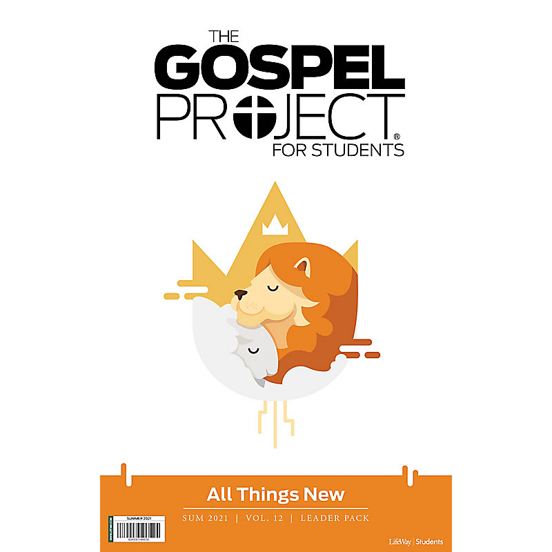 The Gospel Project for Students: A People Restored Volume 6  Leader Pack Winter 2020 - Digital