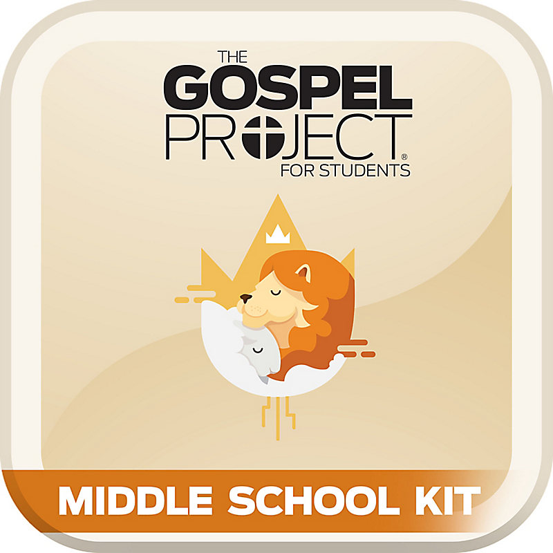 The Gospel Project for Students: A People Restored Volume 6 Middle School Digital Kit