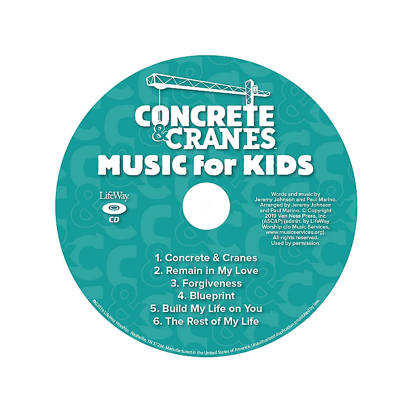 VBS 2020 Music For Kids CD Pkg 5