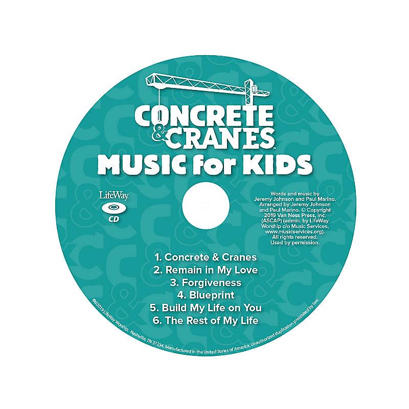 VBS 2020 Music For Kids CD Pkg 5