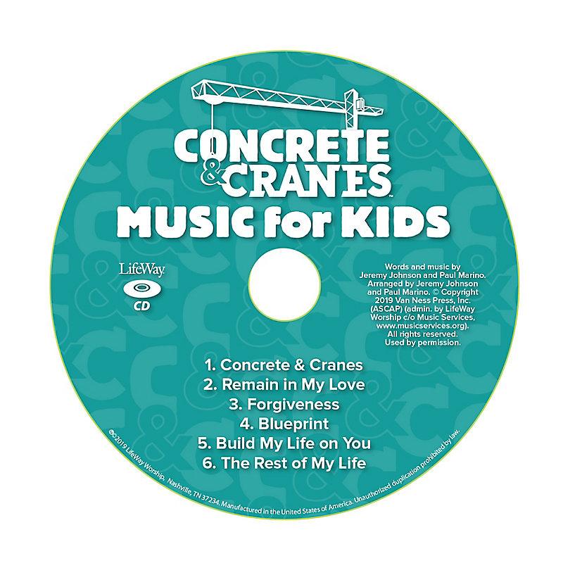 VBS 2020 Music for Kids CD Pkg 50