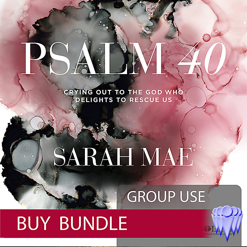 Psalm 40 - Group Use Video Bundle