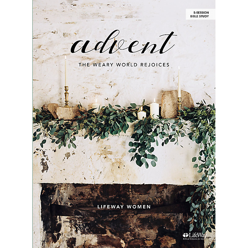 Advent - Bible Study Book