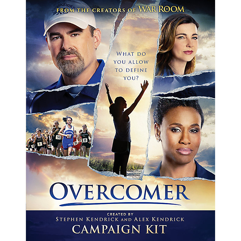 Overcomer - Church Campaign Kit