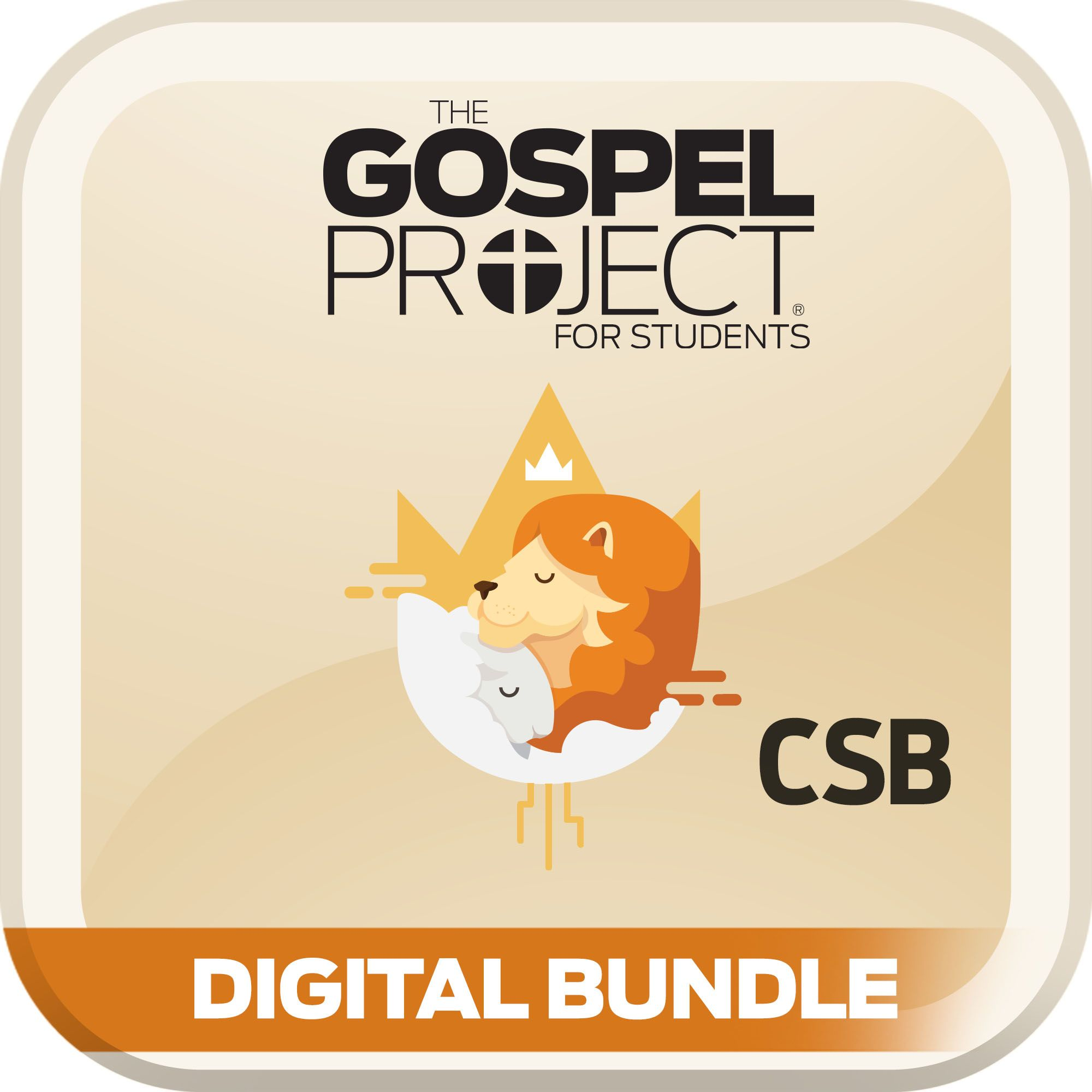 The Gospel Project for Students Digital Leader Bundle