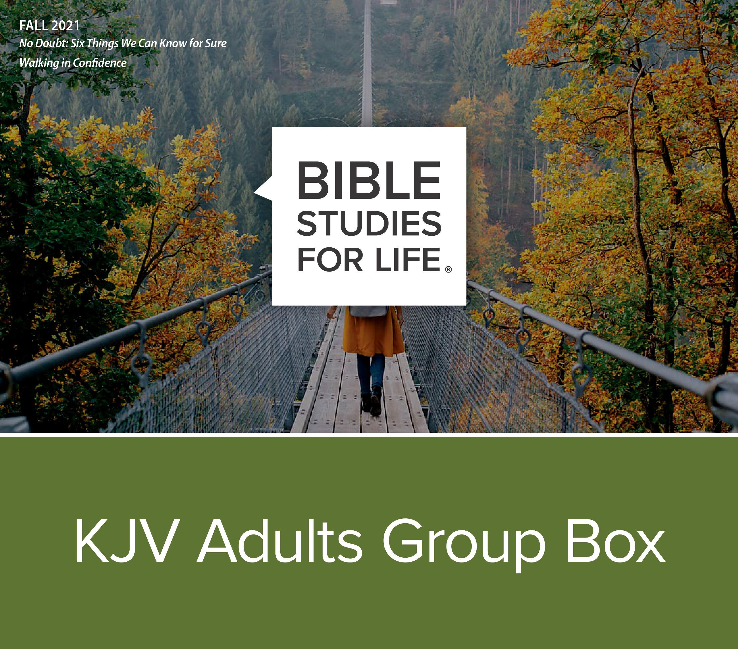 Adults Group Box