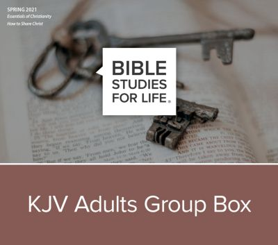 Bible Studies for Life Adults KJV Group Box