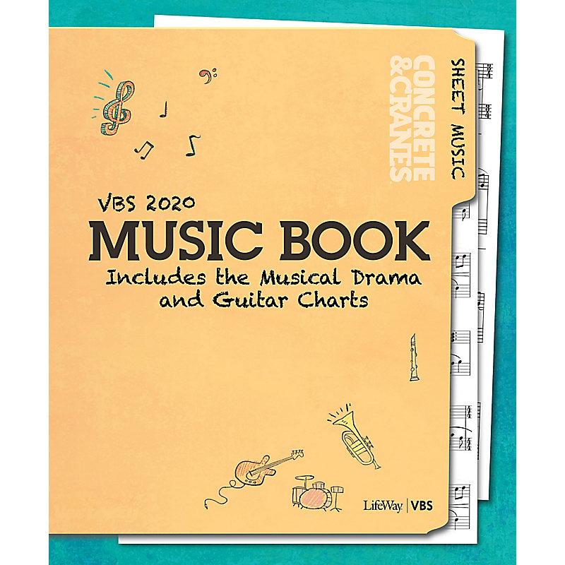VBS 2020 Music Book