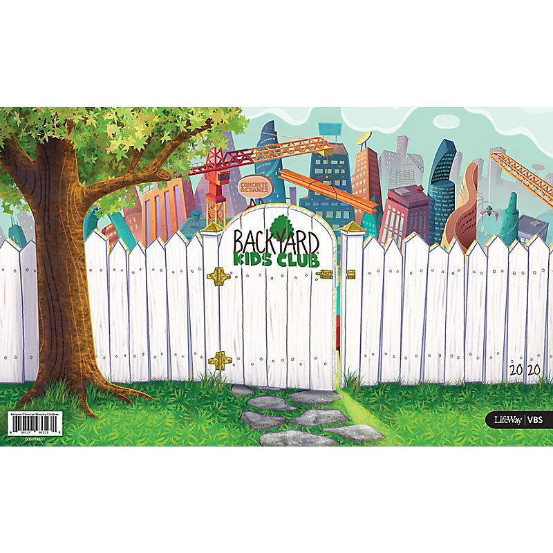 VBS 2020 Backyard Kids Club Kit