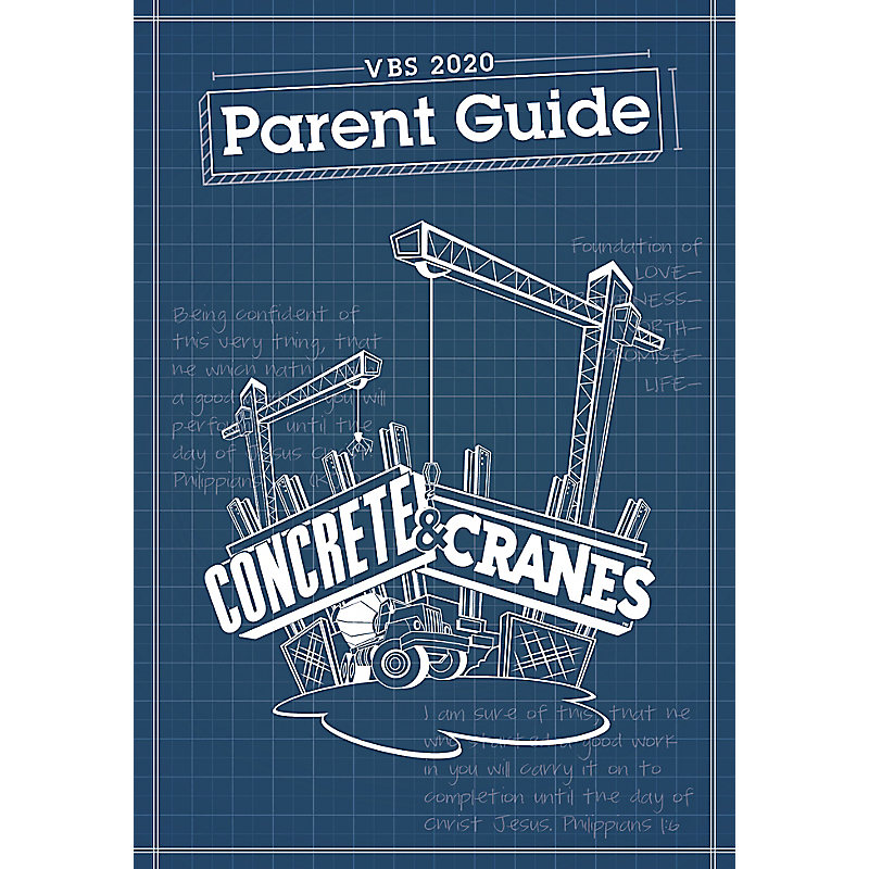 VBS 2020 Parent Guides Pkg. 10