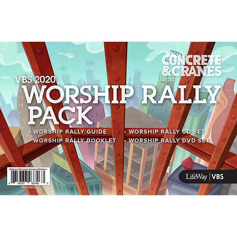 VBS 2020 Worship Rally Pack