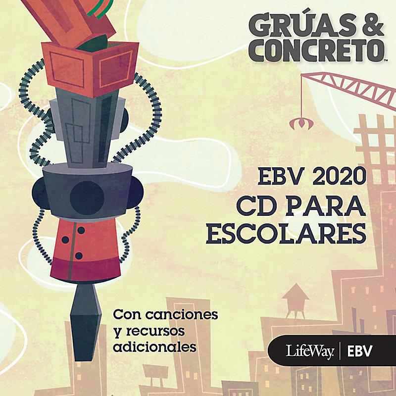 EBV 2020 CD para Escolares