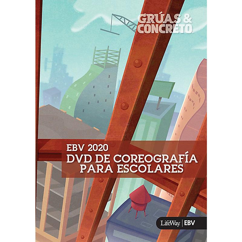 EBV 2020 DVD de Coreografía